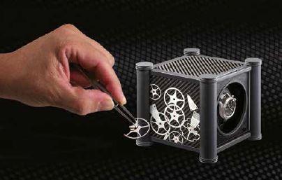 un caract re horloger bien tremp ephj. Black Bedroom Furniture Sets. Home Design Ideas